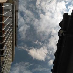 空/風景 少し晴れ間。 9時29分。