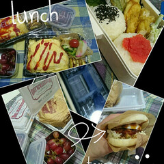 lunch/お弁当/ペット/100均/セリア おはよーございます✨ 皆様のすてきな投稿…