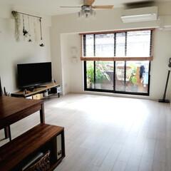 LIMIAインテリア部/ブラインド/無印良品/インテリア/マンション/床暖房/... 大掃除に向けて少しずーつお掃除中です。 …