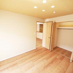 WIC/ウォークインクローゼット/収納 WICがある部屋