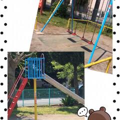 ゴールデンウィーク/stay home ベリーさんとの散歩コースにある公園! い…