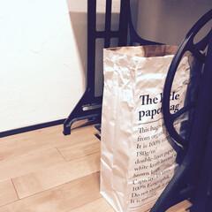 le sac en papier/ペーパーバック/アンティークミシン/ミシン脚/アンティーク/収納 【ベストバイ】見せる収納にオススメの買っ…(1枚目)
