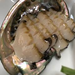 実家最高/貝類/津軽弁/青森県/海の幸/アワビ/... 実家に帰ったら、こんなステキな宝物が…💎…