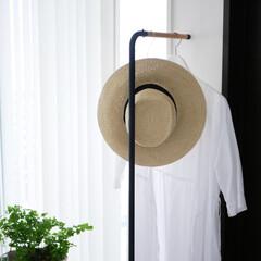 マワハンガー/コートハンガー/整理収納/クローゼット/衣類収納/衣替え/... 収納を見直しながら、気分が上がる衣替え …