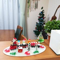 おはようございます/フォローお気軽に♬/クリスマス/クリスマスツリー  おはようございます(*´∀`*)♬  …
