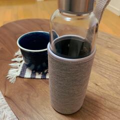 美容/おすすめ/デイリーユーズ/生活雑貨/健康/タンブラー/... 茶こし付きタンブラー  ゴボウ茶 飲んで…