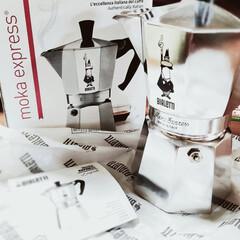 マキネッタ/コーヒーメーカー/エスプレッソ/コーヒー/住まい/暮らし マキネッタ(直火式エスプレッソメーカー)…