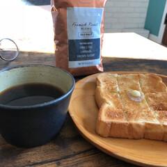 コーヒー豆/おうちごはん おはようございます🌞   今日は遅めの朝…