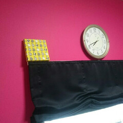 お気に入りの部屋/ピンク/アクセントクロス/2階部屋 おはようございます☺ こちらの写真。  …