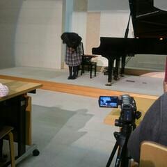 素敵な時間/無事に終わりました/ピアノクリスマス演奏会/こんにちは こんにちは(*^▽^*)  先程 無事に…(2枚目)