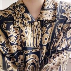 ファッションアイディア/ファッション小物/ファッションアイテム/ファッションコーディネート/ファッションコーデ/コーデ/... ときめき99円シャツ🌹