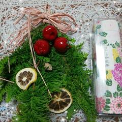 リミ友さんからの贈り物/クリスマス2019 昨日嬉しいプレゼント🎁が届きました💕 と…(1枚目)