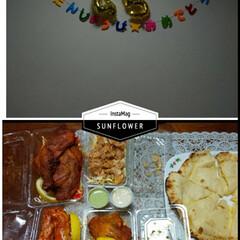 インドカレー/誕生日 昨夜は主人の誕生日で行きつけのインドカリ…