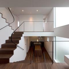 狭小住宅/狭小地/デザイン/建築/建築家/設計事務所/... 家を横から見てみよう!