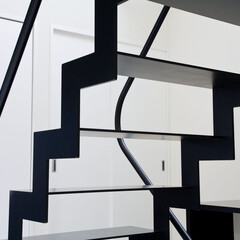 階段/狭小住宅/狭小地/設計事務所/不動産・住宅/住まい/... 階段ってアイデアのかたまりなんだ!  階…