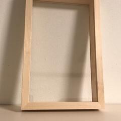 手芸/インテリア/DIY/家具/ハンドメイド アクリルケース製作しました。 フラワーボ…