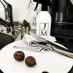 ジェームズマーティン/風邪対策/除菌対策/アルコール/掃除/キッチン/... LIMIAさんにジェームズマーティンのギ…