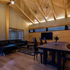建築/住まい/リビング/おしゃれなリビングフォト投稿キャンペーン/ハウスデポジャパン/㈱木下建築/... 建築士さんのデザインセンスにより、昔なが…