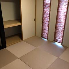 和室リノベーション/和室改造/和室から洋室/フォロー大歓迎/インテリア/住まい/... 今日から解体初日。まずは和室とリビングの…(1枚目)