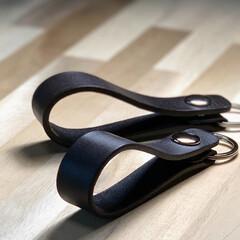 レザークラフト/ハンドメイド/DIY/雑貨/革 #レザークラフト#ハンドメイド#革細工#…(1枚目)