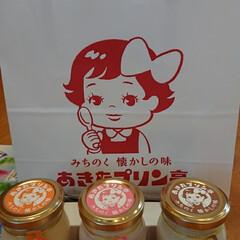 プリン/プチ贅沢 小京都角館で、ちょっと贅沢なプリンを購入…
