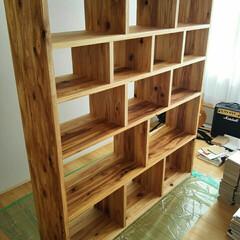 本棚の整理/本棚DIY/本棚