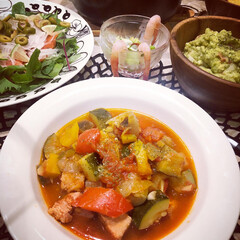 ピコ・ココット ラウンド | ストウブ(グリル鍋)を使ったクチコミ「ストウブでの煮込み料理が我が家の新定番と…」(3枚目)