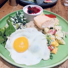 お昼ごはん/卵料理/卵/エッグセレント/ランチ/LIMIAおでかけ部/... 六本木におでかけしてきました! 美味しい…