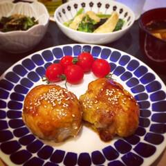 北欧食器/プレート/トゥオキオ/アラビア/フード/キッチン/... アラビアのトゥオキオシリーズ、和食にも合…
