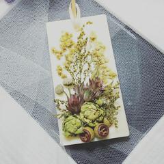 アロマ/ハンドメイド雑貨/インテリア雑貨/Candle/Flower/サシェ/... アロマワックスサシェ♪