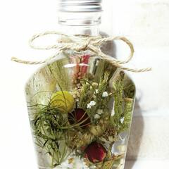 綺麗な花/可愛い花/お花のある生活/癒しインテリア雑貨/レトロインテリア/ハーバリウム手作り/... ドライフラワーハーバリウム