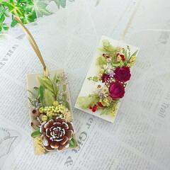 aroma/Flower/花が好き/花のある暮らし/ドライフラワー/ドライフラワーサシェ/... ドライフラワーサシェ