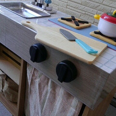 ままごとキッチン/DIY