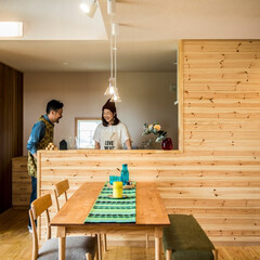 HUCK/一戸建て/注文住宅/ヒュッゲ/北欧/モデルハウス/... 木の香りがする、ゆったりとした時間の流れ…