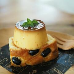 至福のとき/甘い/美味しい/パウンドケーキ/プリン/おやつタイム/... 好き×美味しい❥最強(ღ*ˇ ˇ*)。o♡