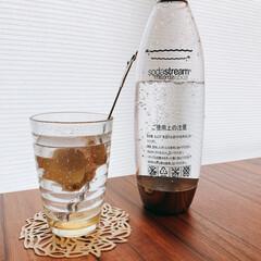 ソーダストリーム/りミアな暮らし/Mitsuki's  Nasse/リミアな暮らし/炭酸水/炭酸水マシン/... 家庭用炭酸水メーカー「sodastrea…