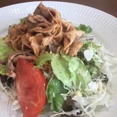 LIMIAごはんクラブ/簡単レシピ/Mitsuki's nasse/マヨネーズ和え/マヨネーズ/コチジャン/... 野菜不足になりがちな時は、お肉を辛めに味…