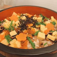 ちらし寿司/LIMIAな暮らし/おうちごはん/Mitsuki's nasse/家庭料理/簡単レシピ/... ひな祭りに鯛のちらし寿司を作りました🎎 …(2枚目)