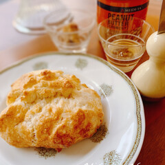 手作りおやつ/おやつタイム/自家製おやつ/Mitsuki's nasse/リミアな暮らし/おすすめ/... 塩バタービスケットを焼きました🧁明治屋の…(2枚目)