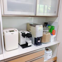 ダイニングボード/リミアな暮らし/LIMIAな暮らし/LIMIA仲間/キッチンと暮らす。/キッチン/... キッチンには、最低限必要な物しか置かない…(3枚目)