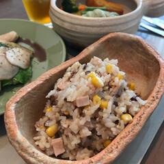簡単レシピ/ランチ/Mitsuki's nasse/LIMIA仲間/LIMIAな暮らし/リミアな暮らし/... 雑穀米シリーズその2。「まぜる雑穀」ご飯…