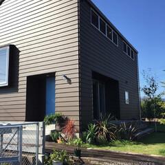住みたい家に住もう/スクエア/デザインソース/ブックリンハウス/新築/木造住宅/... ほどよく自然体でかっこよく暮らす家  自…