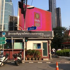 1日目/海外/タイ/バンコク/海外研修/旅行/... タイのバンコクに🇹🇭着いてから、早速バン…
