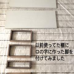 リメイクシート/整理整頓/フライパン収納/シンク下収納/シンク下/キッチン/... こんばんは😊 お休みにキッチン周りのお掃…(3枚目)