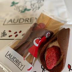 オードリー/おすすめアイテム/暮らし/フォロー大歓迎 オードリー 🍓が可愛い❤️大好きな菓子❤…