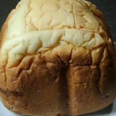 マイブーム/ランチ/ハンドメイド/モーニングセット 久しぶりに食パンを焼いてみました 小ぶり…