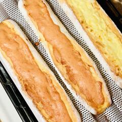 グルメ/launch/自家製天然酵母/手作りパン/フランスパン/ハンドメイド/... 自家製天然酵母 フランスパン🇫🇷🥖焼けま…(4枚目)