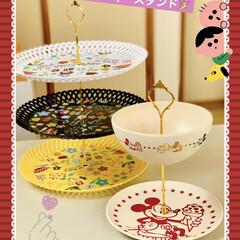ケーキスタンド/インテリア/Seria/ダイソー/雑貨 昨年のXmasに作りたかった パーティー…