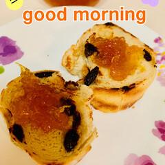 手作りジャム/自家製天然酵母パン おはようございます☀ 今日も一日頑張ろう…
