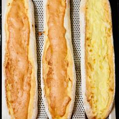 グルメ/launch/自家製天然酵母/手作りパン/フランスパン/ハンドメイド/... 自家製天然酵母 フランスパン🇫🇷🥖焼けま…(5枚目)